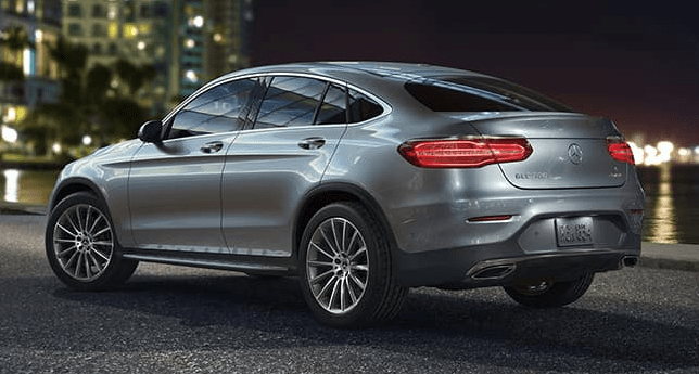 2019 GLC 300 4MATIC® Coupe
