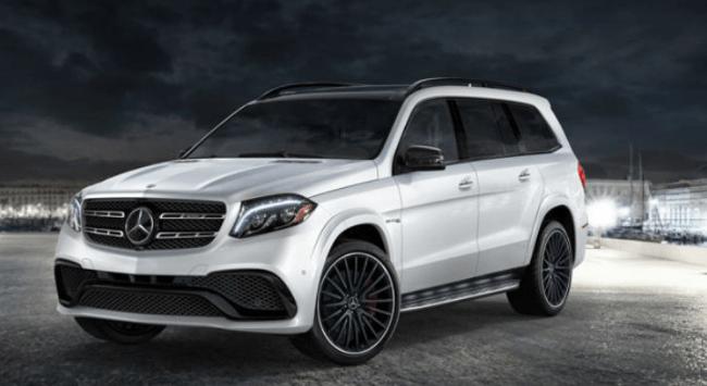 2018 GLS 550 4MATIC® SUV