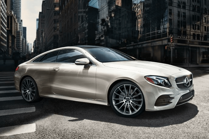 2020 Mercedes-Benz E 450 4MATIC® Coupe