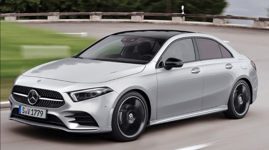 Mercedes-Benz A 220 4MATIC® Sedan