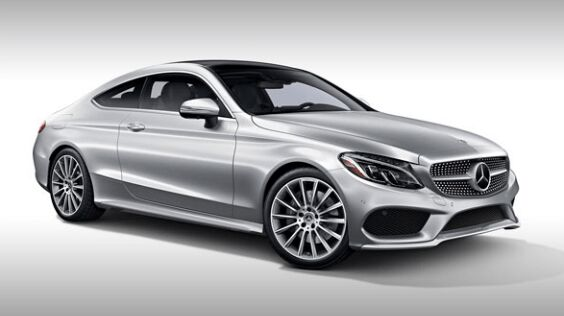 2019 C C 300 4MATIC® Coupe