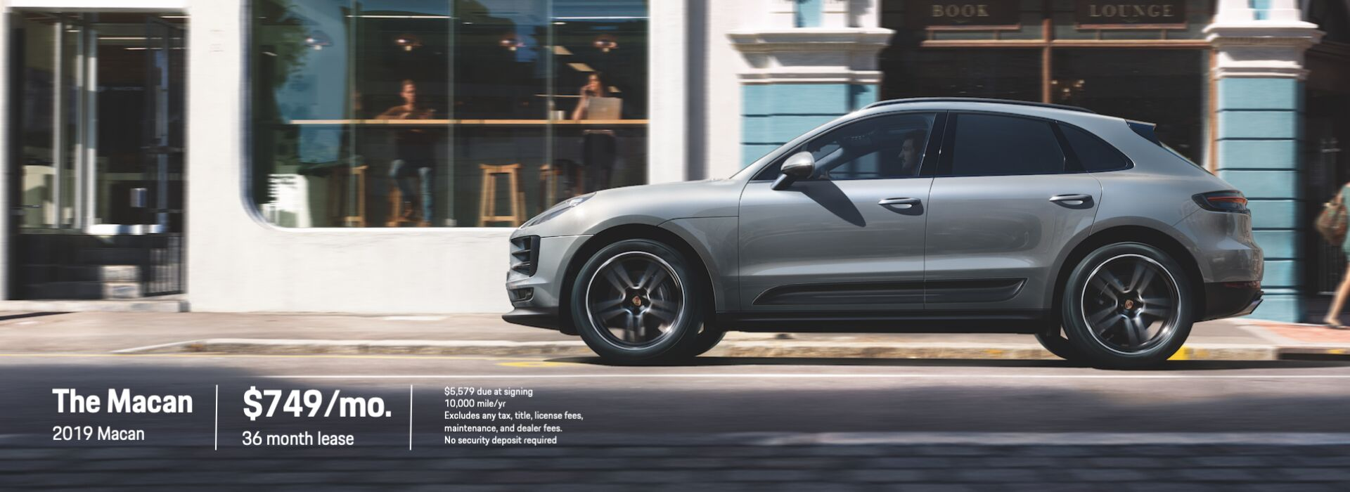 2019 Macan Lease