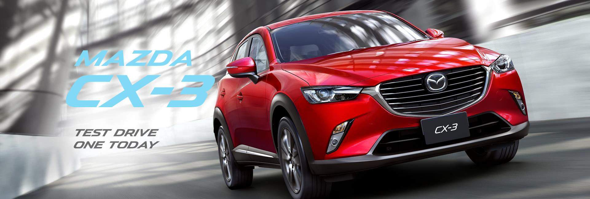 Mazda CX-3 at Mazda of Lodi