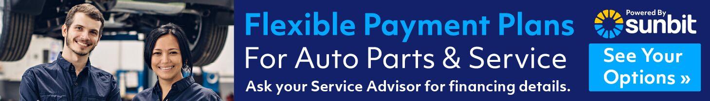 Sunbit as a payment plan