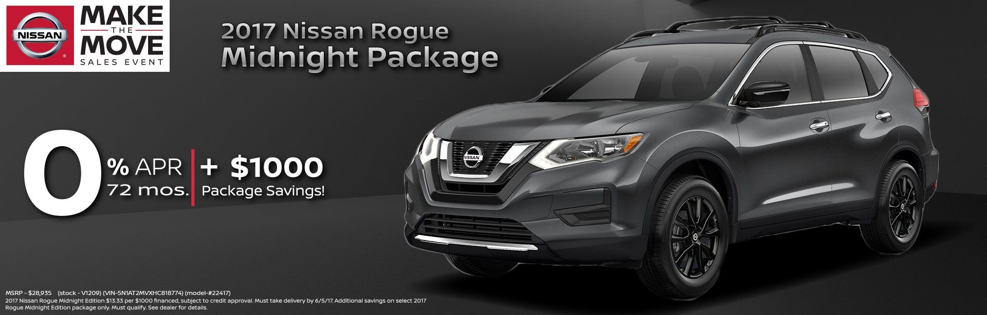Rogue Midnight Package