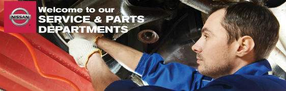 Nissan Service and Parts