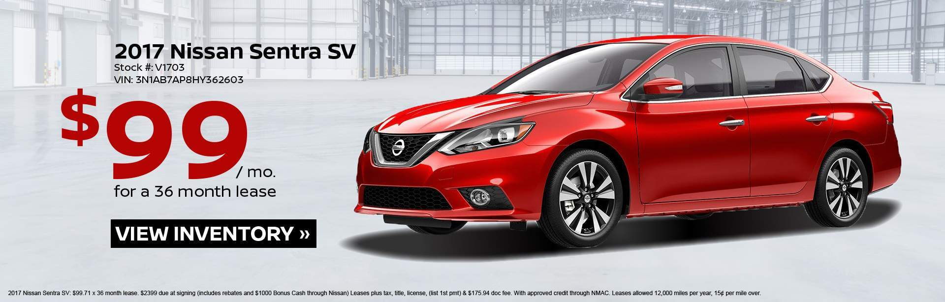 Nissan Sentra Lease