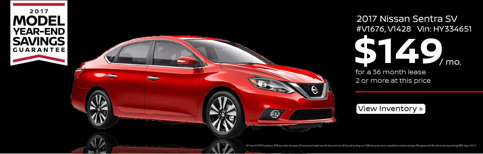 Sentra Lease