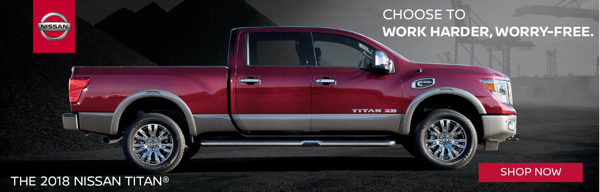 Nissan Titan Offer