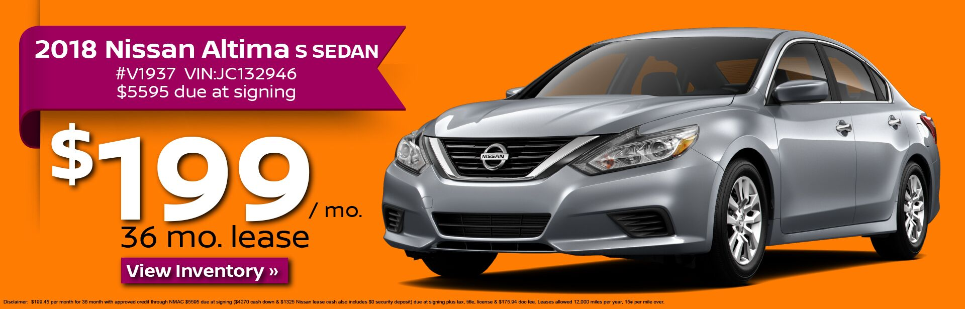 Nissan Altima Lease