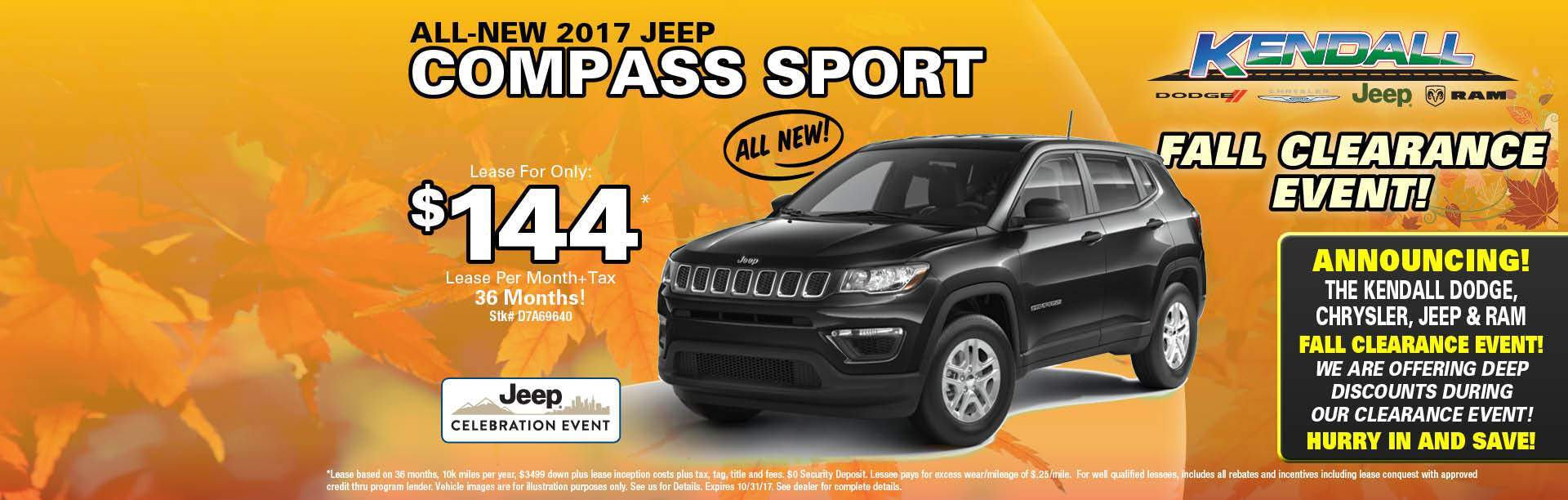 ALL NEW JEEP COMPASS
