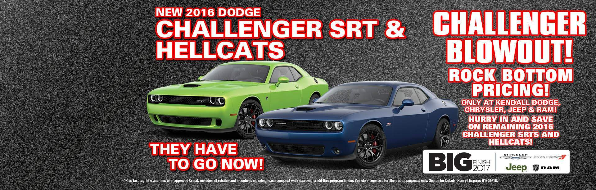 2016 SRT-HELLCAT BLOW OUT!!