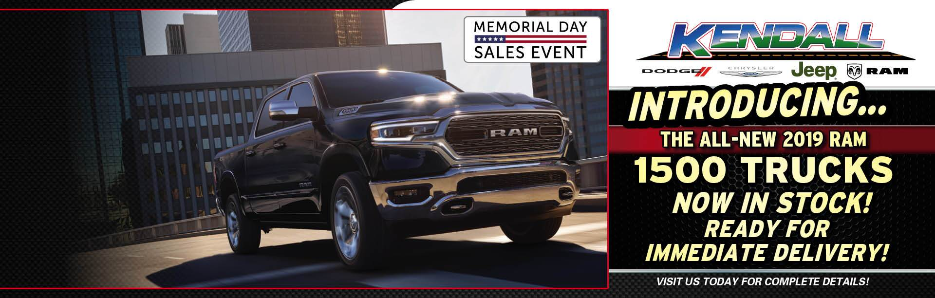 IT'S FINALLY HERE!! - 2019 Ram 1500