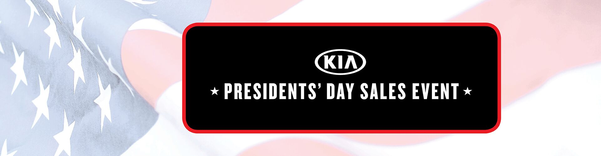 KIA - Light Up The Holidays Sales Event!