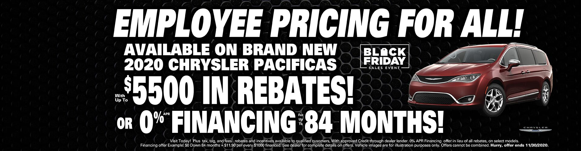 Employee Pricing For All!!