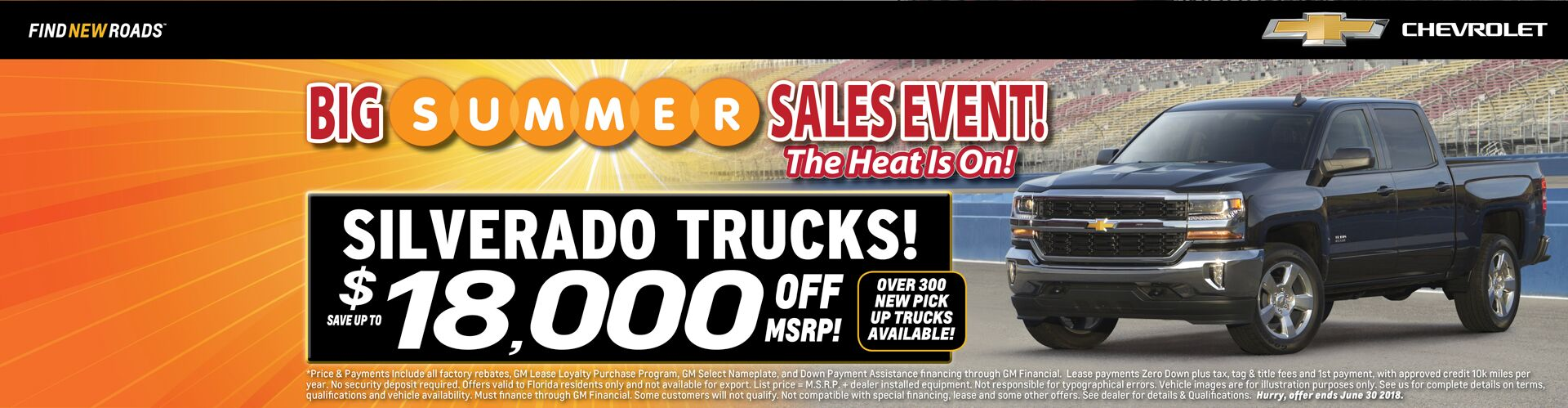 New Chevrolet Silverado Trucks On Sale Now! Over 300 Available!
