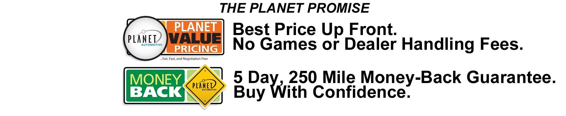 The Planet Promise