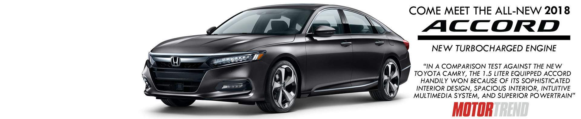 Meet the 2018 Accord