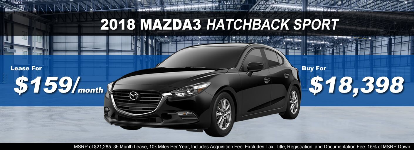Mazda3 Hatchback 5-Door