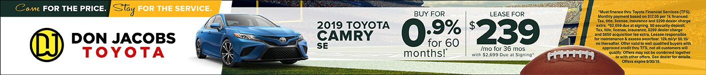 Camry September