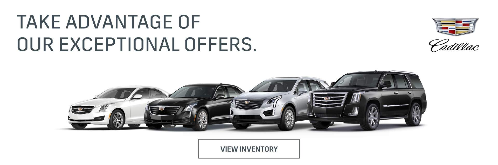 Exceptional offers on new Cadillacs at Holiday Automotive in Fond du Lac, WI
