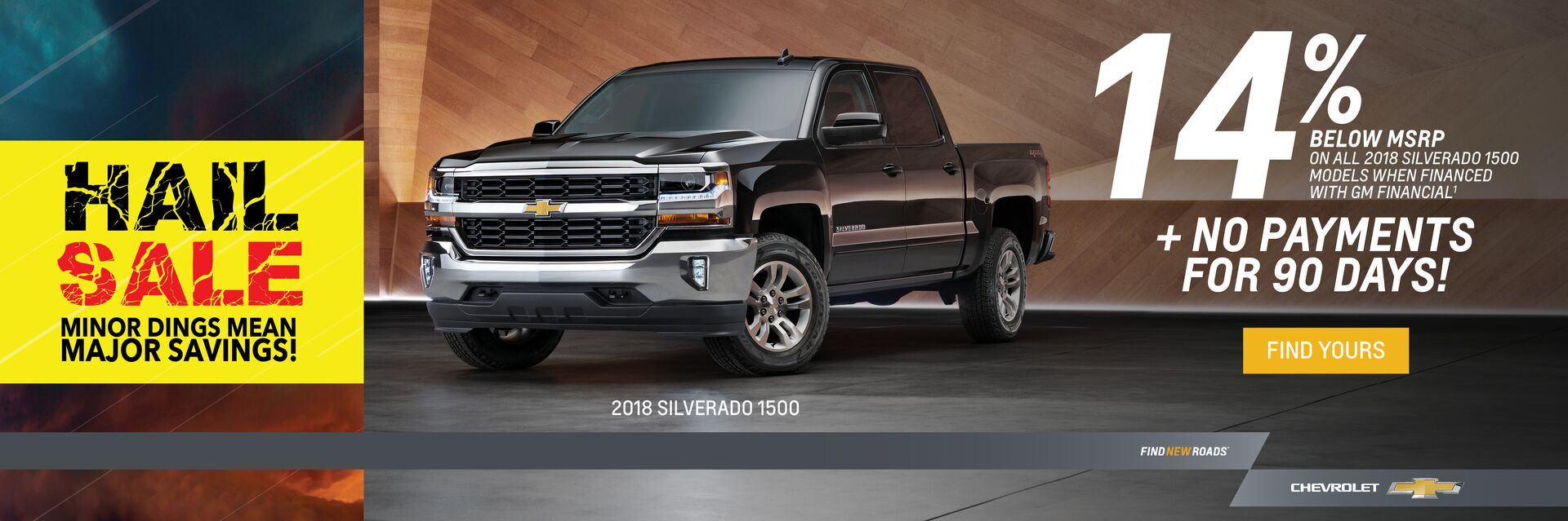 Save on a new Chevy at Holiday Automotive in Fond du Lac