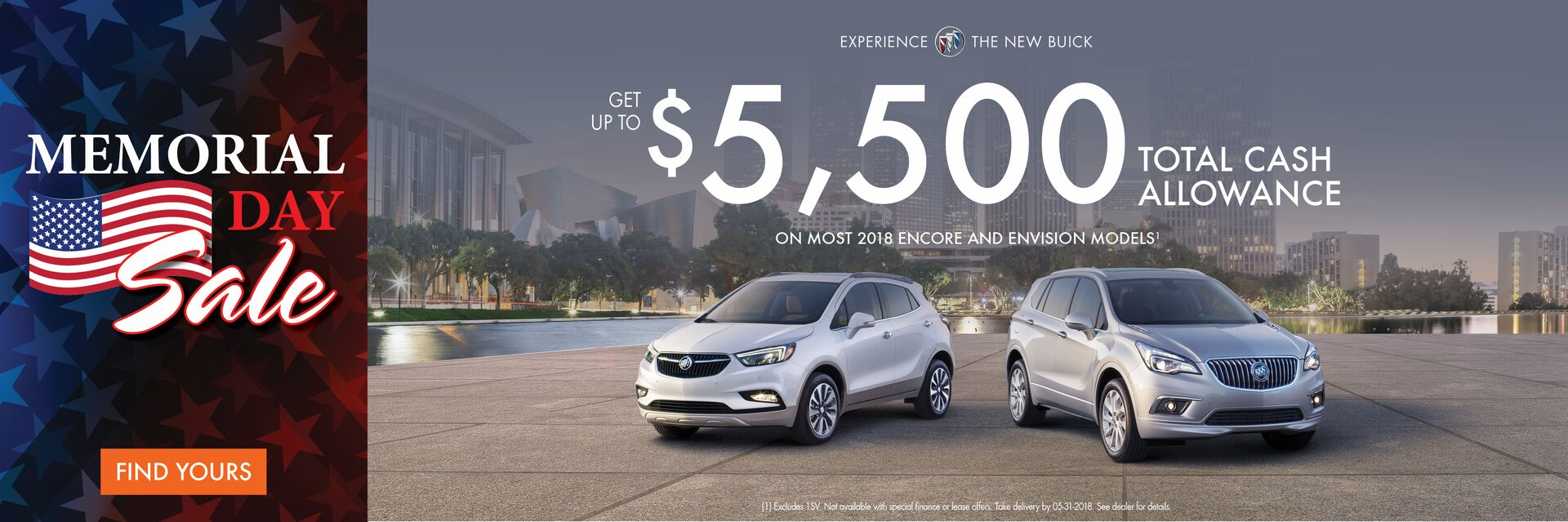 Great offers on new Buick at Holiday Automotive in Fond du Lac, WI
