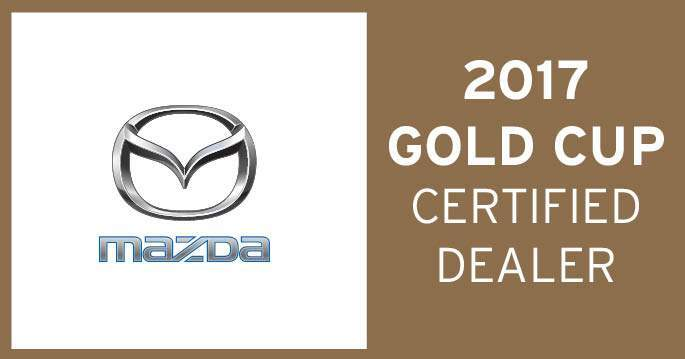 2017 Gold Cup Certified Dealer