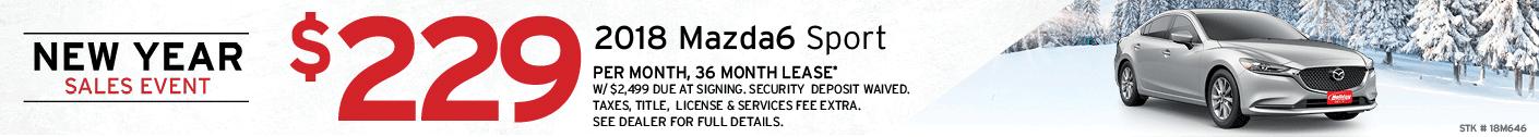 Model Mazda6