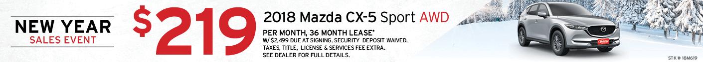 Model CX-5