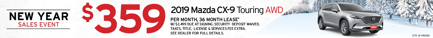 Model CX-9