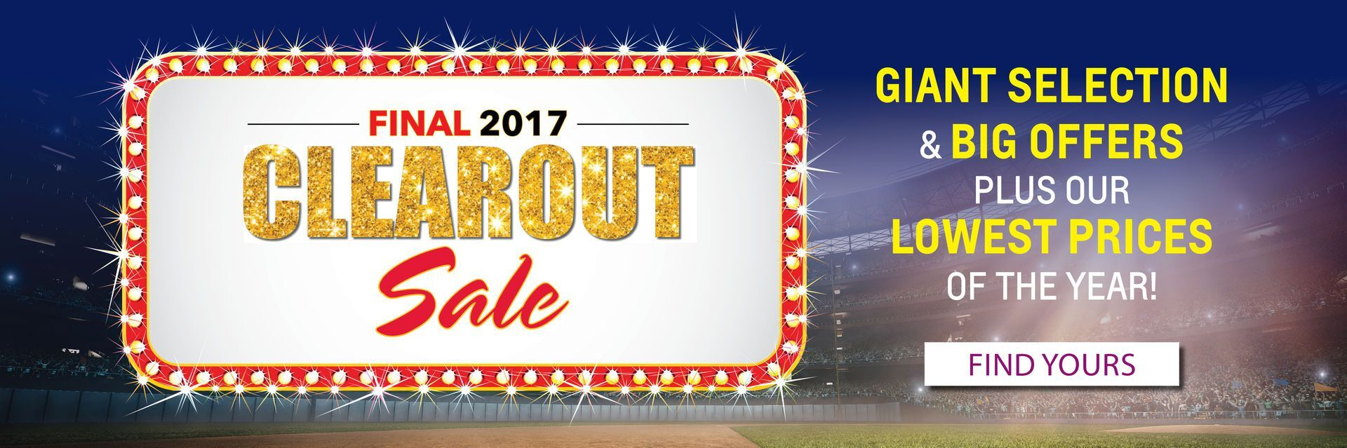 Final 2017 Clearout Sale at Holiday Mazda in Fond du Lac, WI