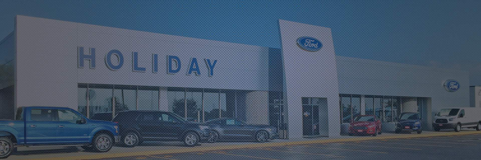 Holiday Ford Fond du Lac
