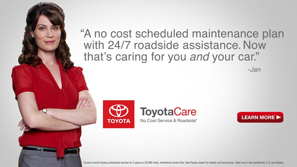 Gale Toyota - toyota Care