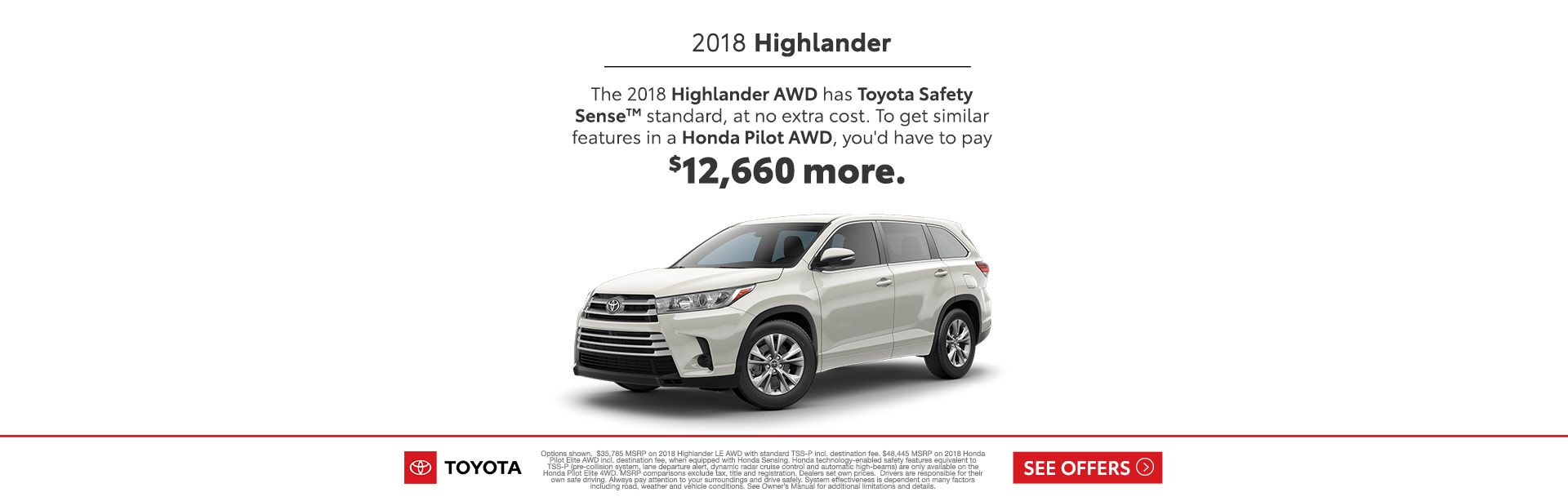 Captivating 2018 Toyota Highlander