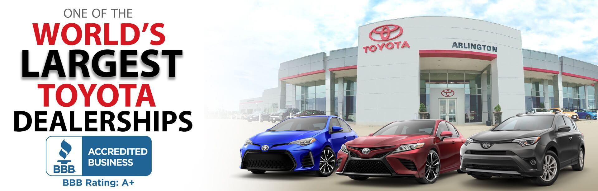 Arlington Toyota inventory