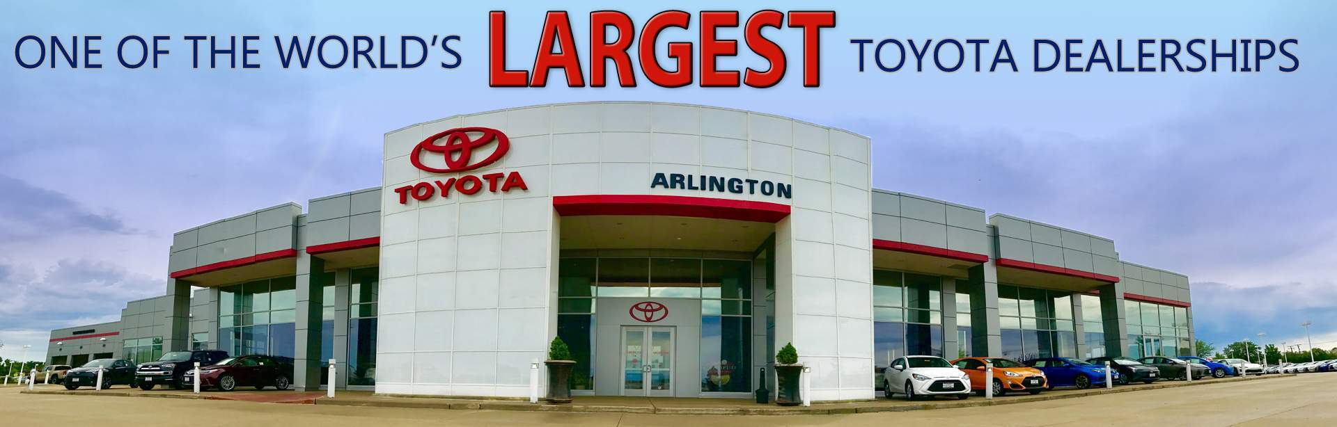 largest dealership