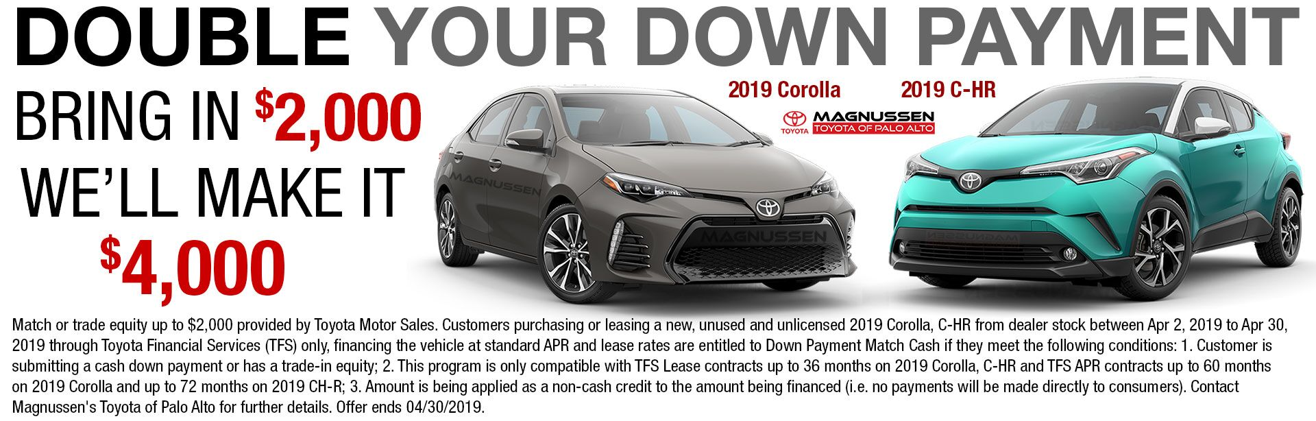 Magnussens Toyota Of Palo Alto 866 756 1148 Dealer Serving Sunnyvale Menlo Park California Ca