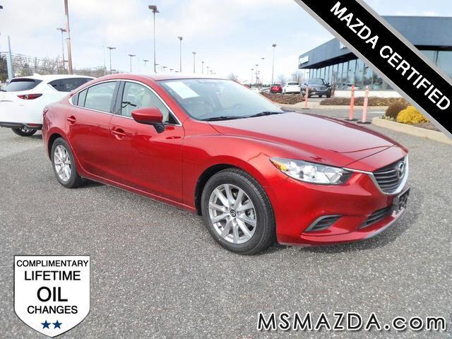 2016 Mazda Mazda6 Sport - Auto - Back-up Camera - Bluetooth