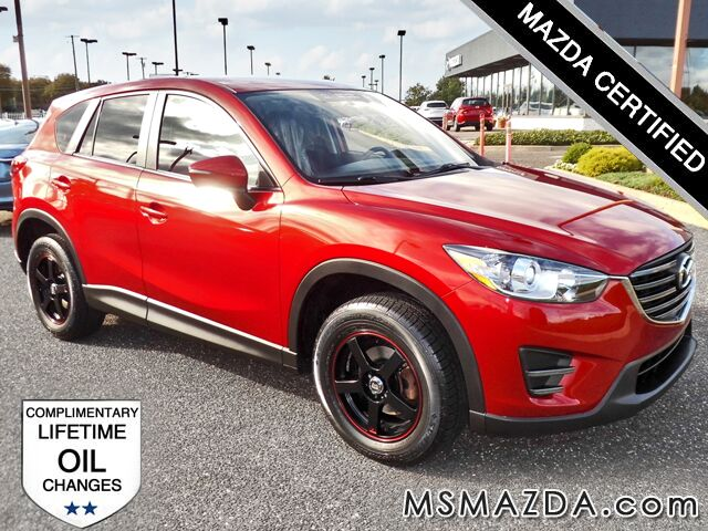 2016 Mazda CX-5 Sport - All Wheel Drive - Back-up Camera