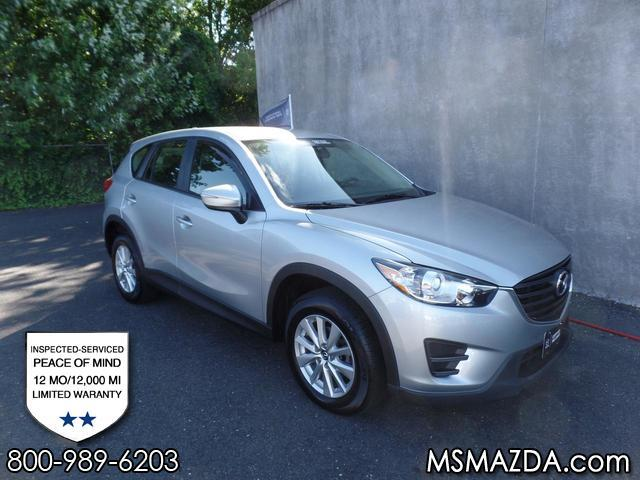 2016 Mazda CX-5 Sport AWD - Back-up Camera - Bluetooth