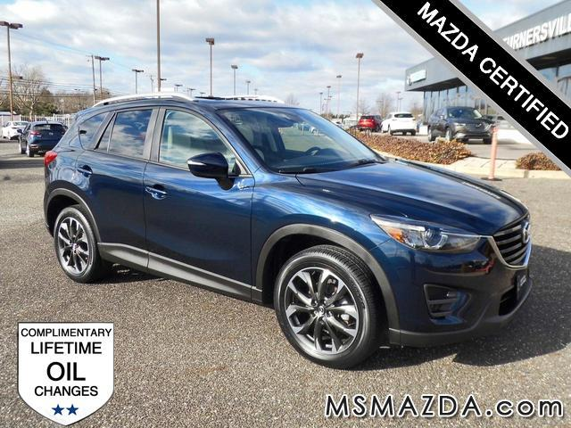 2016 Mazda CX-5 GT- All Wheel Drive - Leather - Moonroof - Bose