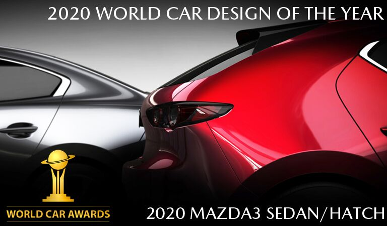 WINNER - 2020 WORLD CAR OF THE YEAR DESIGN