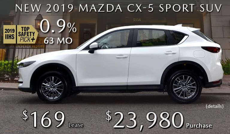 DISCOVER THE BEST IN CLASS Mazsda CX-5