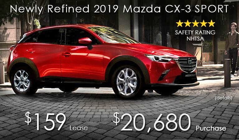 19 Mazda CX-3 - Refined and Remarkable