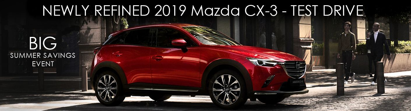 2019 Mazda CX-3 - Rerfined and Remarkable
