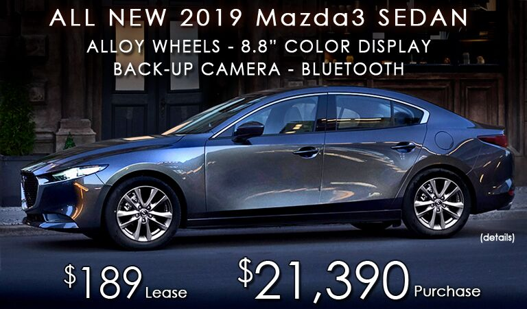 the NEXT GENERATION OF MAZDA IS HERE