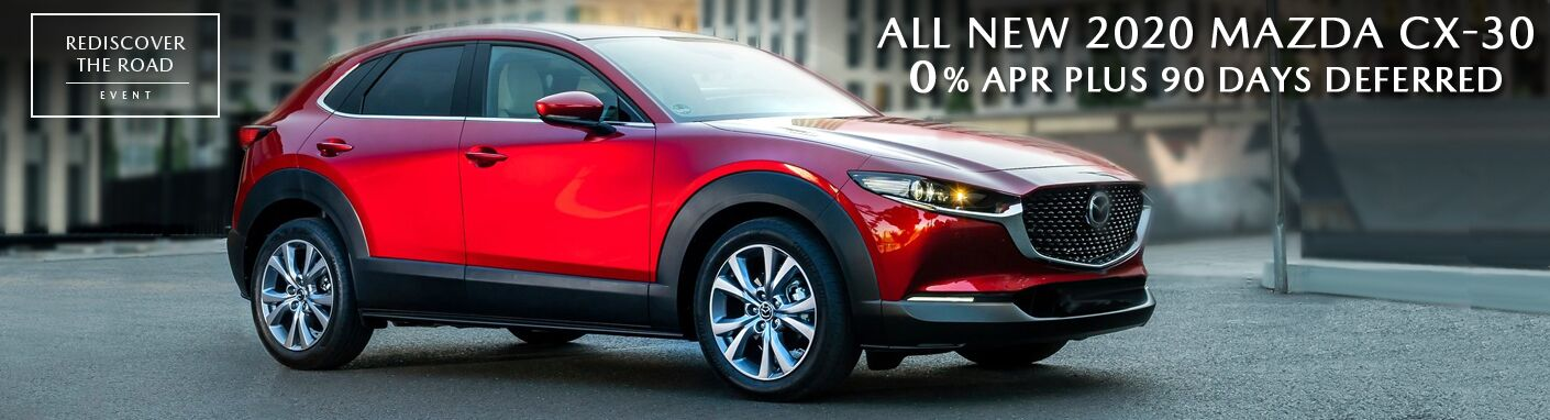 IN STOCK AT TURNERSVILLE MAZDA