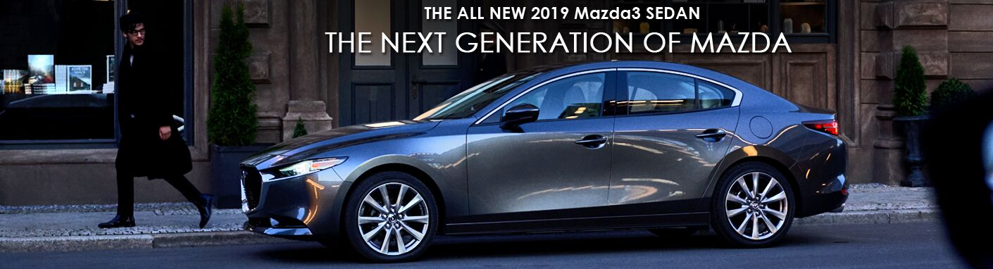 The NEXT GENERATON of MAZDA - has arrived