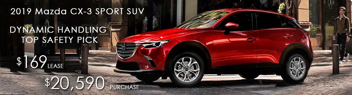 2019 Mazda CX-3 - Refined and Remarkable